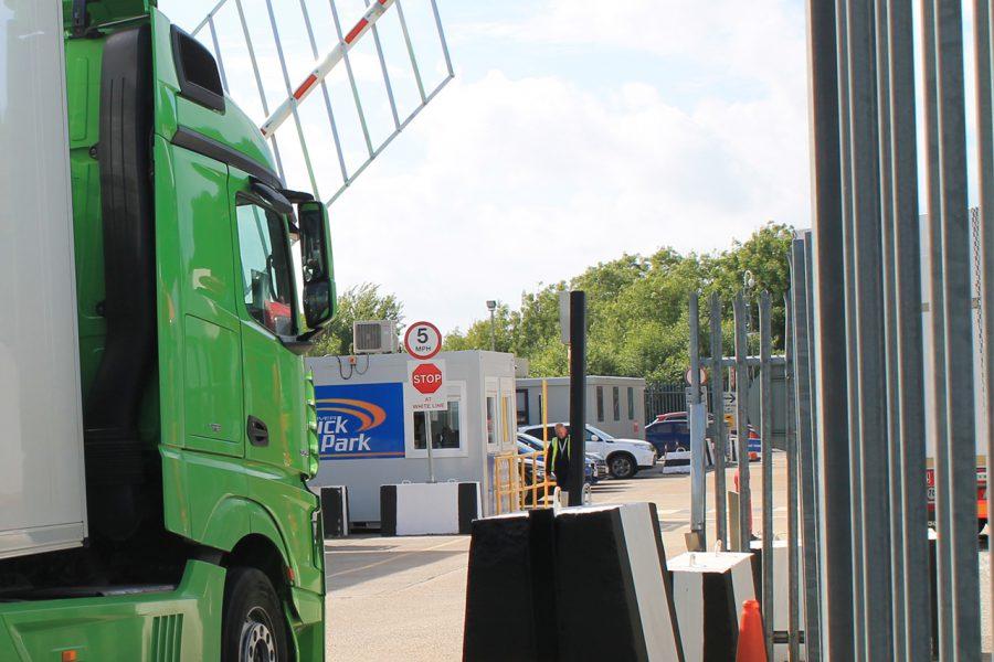- Dover Truck Park